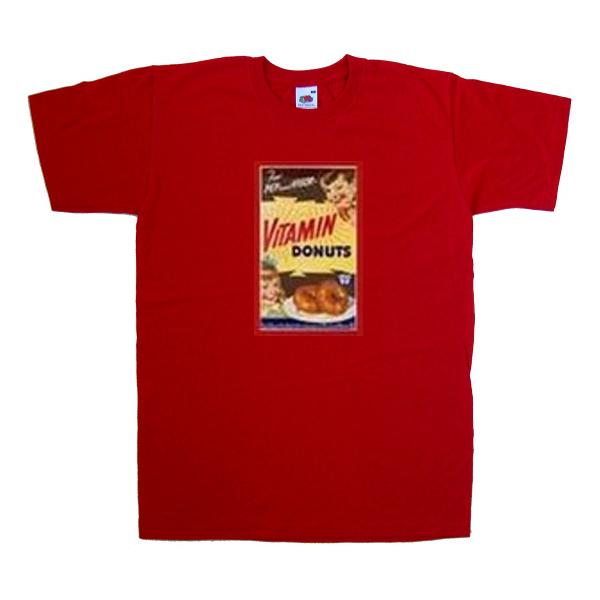 vitamin donuts tshirt