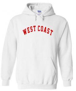west coast hoodie