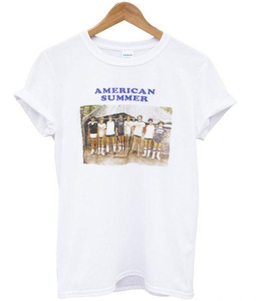 american summer t-shirt