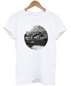 Wild Nothing Mountain T Shirt