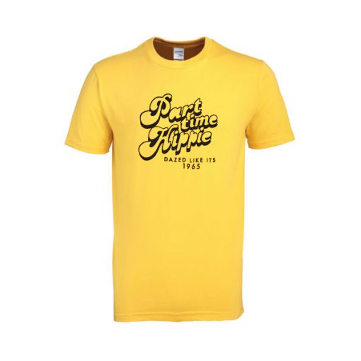 part time hippie tshirt