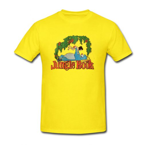 the jungle book tshirt
