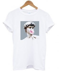 michelangelo bubble gum t-shirt