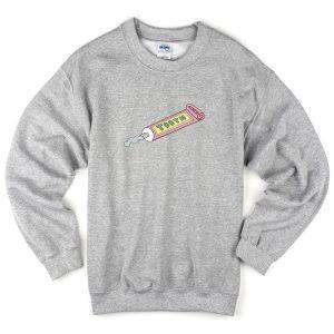 tooth ader sweatshirt
