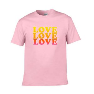 triple love tshirt