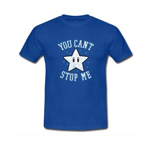 you can't stop me star tshirt