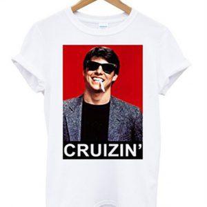 vintage tom cruise cruizin' t-shirt