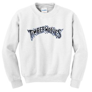 timberwolves sweatshirt