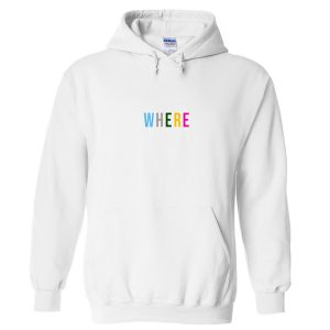 where font hoodie