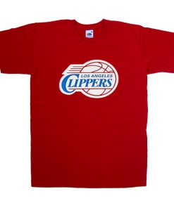 los angeles clippers tshirt