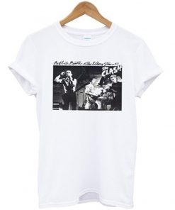 no elvis beatles or the rolling stones t-shirt
