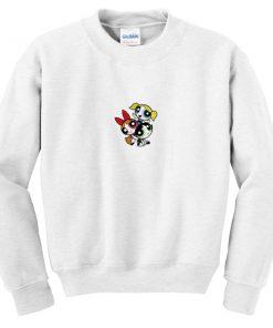 the powerpuff girl sweatshirt