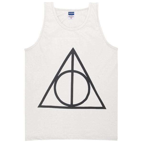 harry potter triangle tanktop