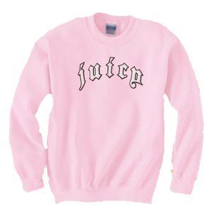 juicy sweatshirt