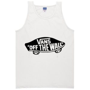vans off the wall tanktop