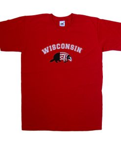 wisconsin tshirt