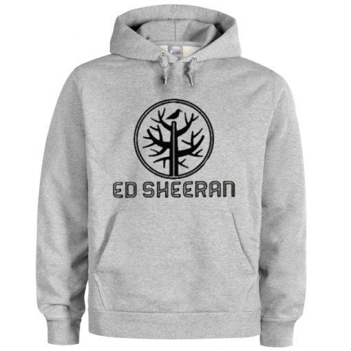ed sheeran tree hoodie