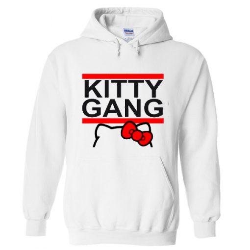 kitty gang hoodie