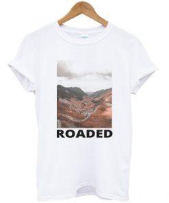 roaded t-shirt