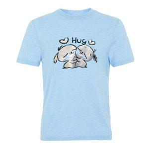 hug love tshirt