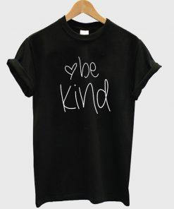 love be kind t-shirt
