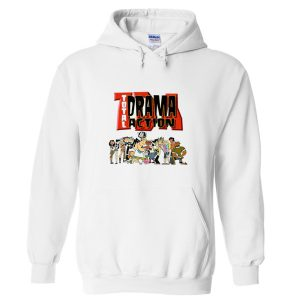 total drama action hoodie