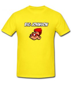 big johnson tshirt