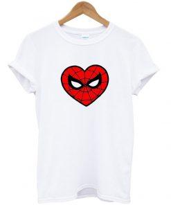 love spiderman t-shirt