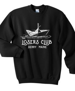the losers club derry maine sweatshirt