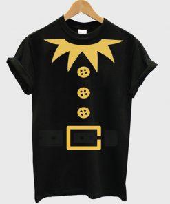 santa claus christmas t-shirt