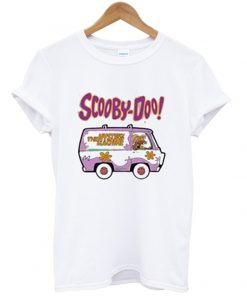 scooby doo the mistery machine t-shirt