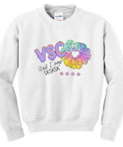 VSCO sweatshirt