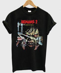 demons 2 t-shirt