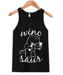 wino saur tank top