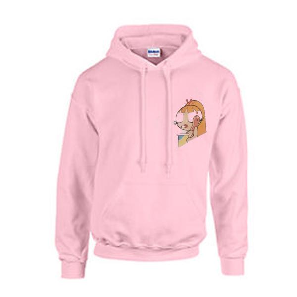 blossom powerpuff girl hoodie