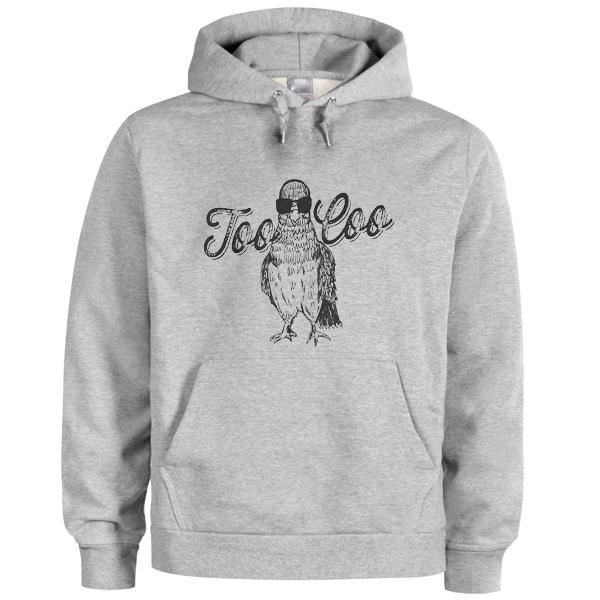cool pigeon hoodie