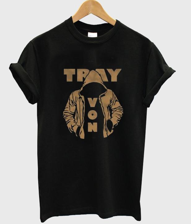 tray von t-shirt