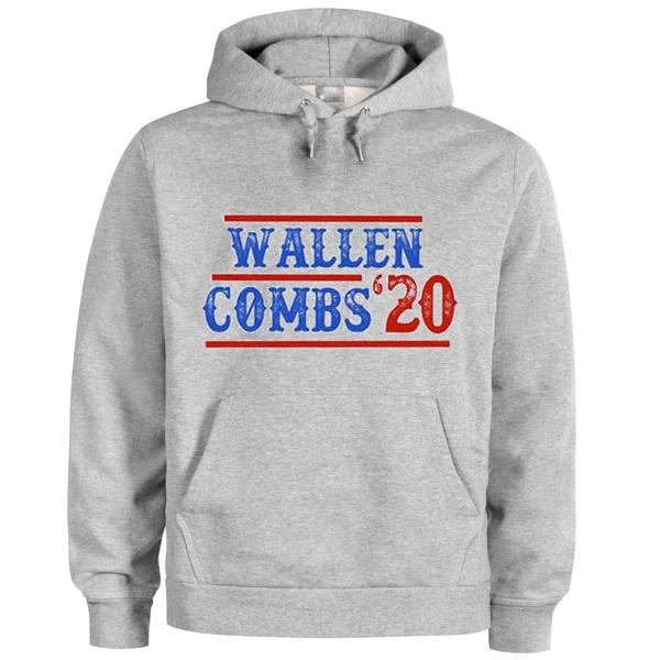 wallen combs '20 hoodie