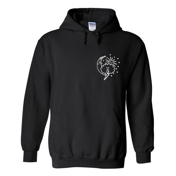 weather hoodie